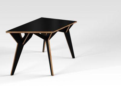 Tisch von C. Baumeister