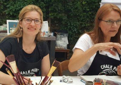 Aniie Sloan in Bonn