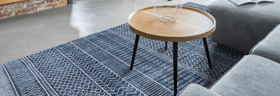 Neue Vintage Teppiche von Louis de Poortere