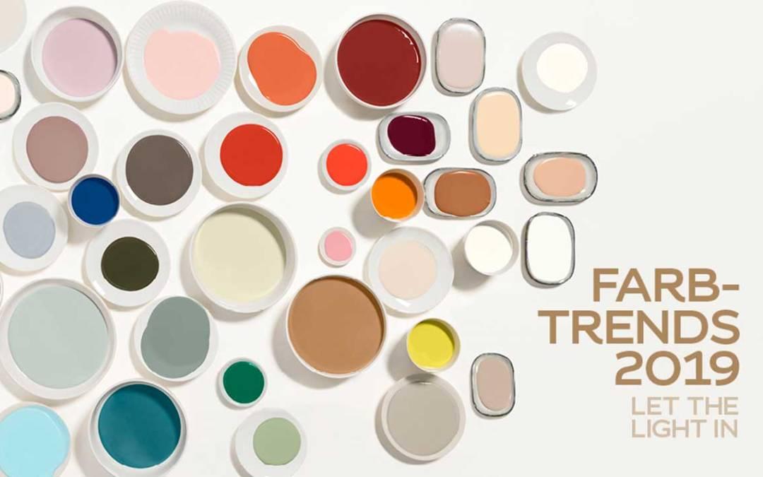 Trendfarben 2019 In Der Wandgestaltung Farbefreudeleben