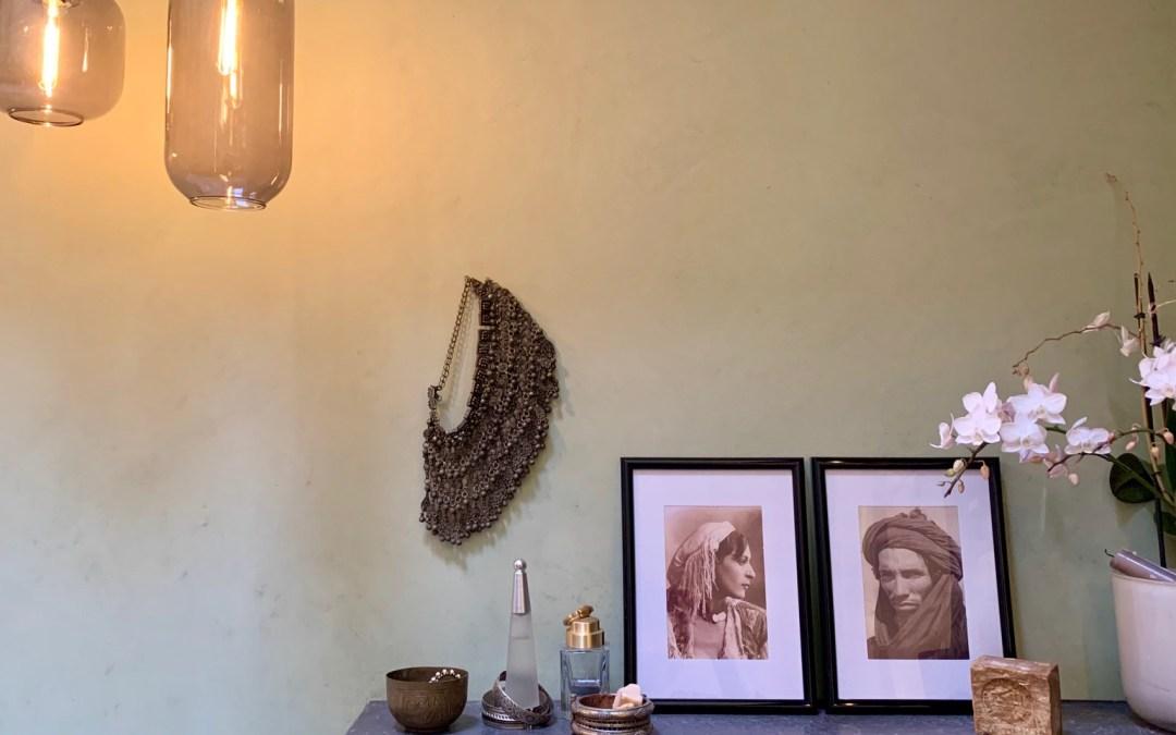 Oase zwischen Dschungel und Wüste – unser neues Bad