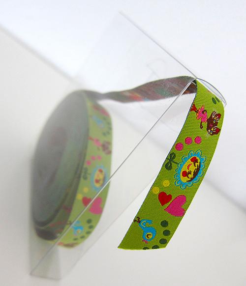 Webband Box, farbenmix.de, Borten, Bänder