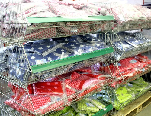 Sterne farbenmix Lagerverkauf
