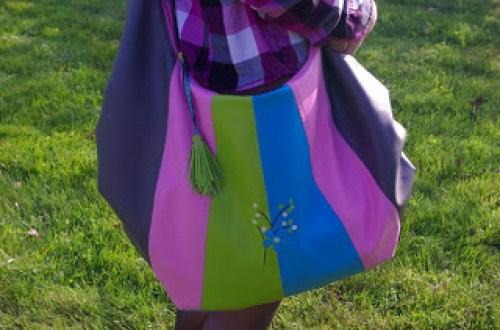 Tasche selber nähen farbenmix