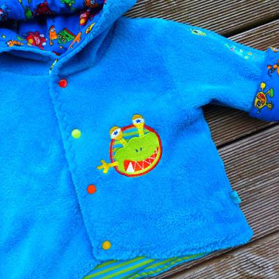 Baby Kleidung selber nähen