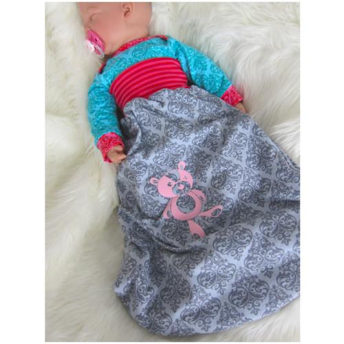 Schlafsack Baby Anleitung