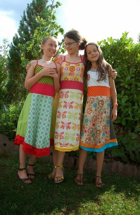Ventura Kleid drei