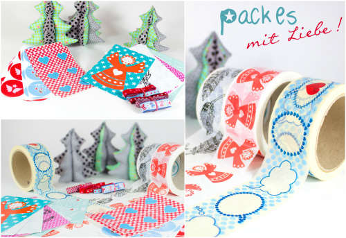 Packes Collage Adventspaket A