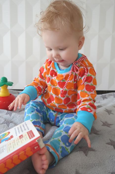 LittleRose Mialuna Papierschnittmuster jetzt bei farbenmix