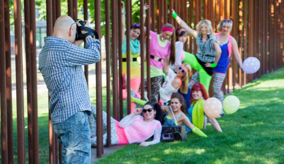 Junggesellenabschied  JGA Fotoshooting in Berlin im