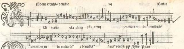 Josquin Desprez: analisi del mottetto O bone et dulcis Domine Jesu