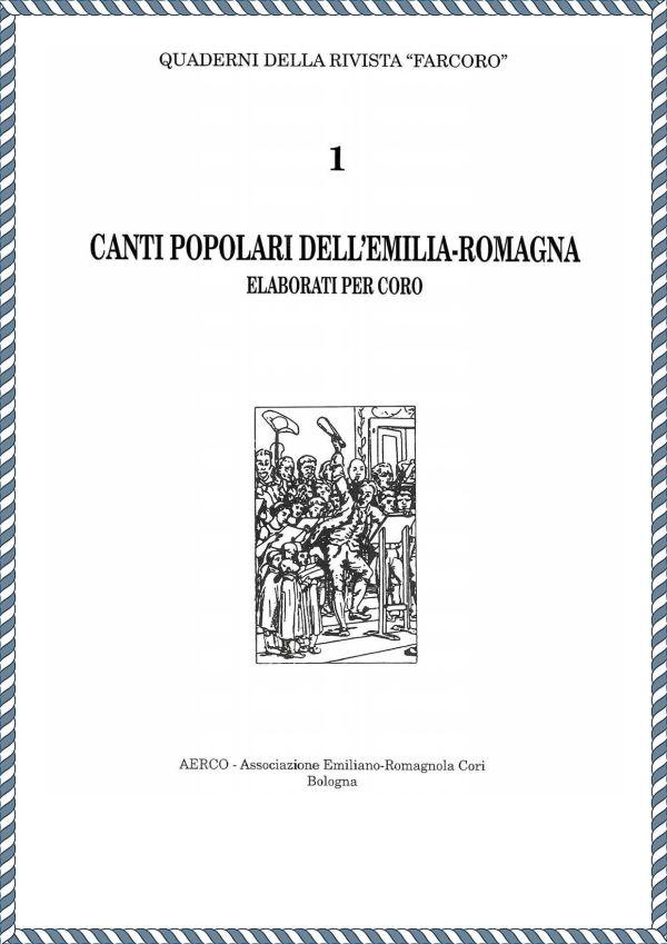 canti popolari emilia-romagna
