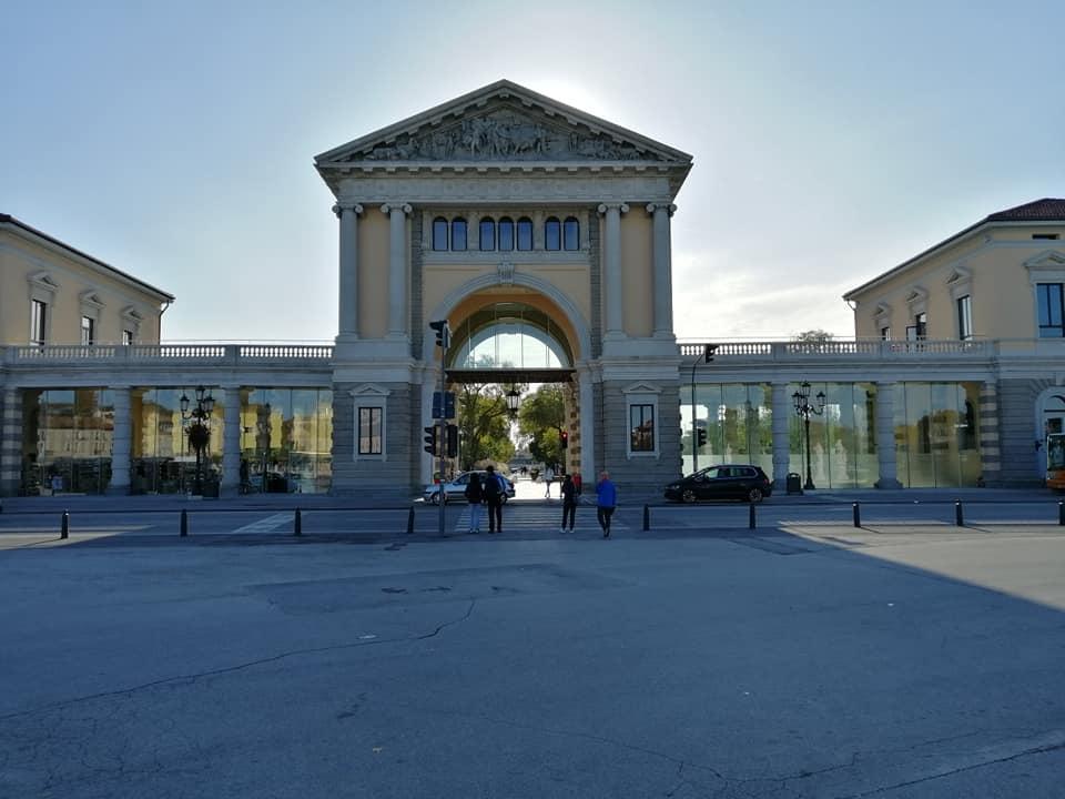 Ex Foro Boario di Prato della Valle restaurato