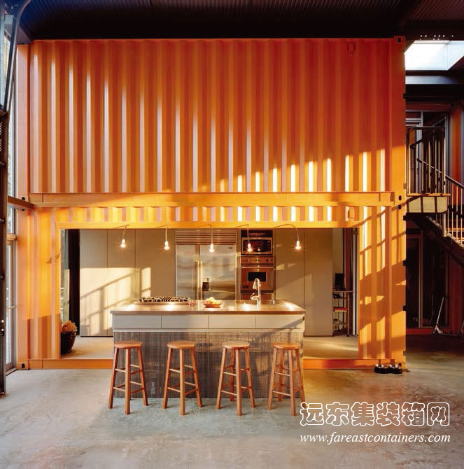 patio kitchen how to add a pantry your 集装箱建筑设计指南及30个案例研究(28)_远东集装箱网