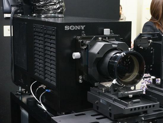 Sony announces digital cinema 4K projector SRXR515P for