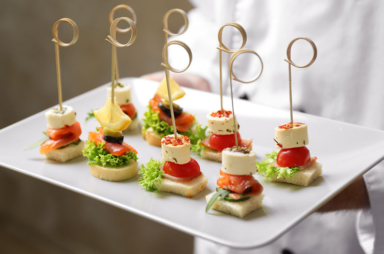 Learn how to make Canapes