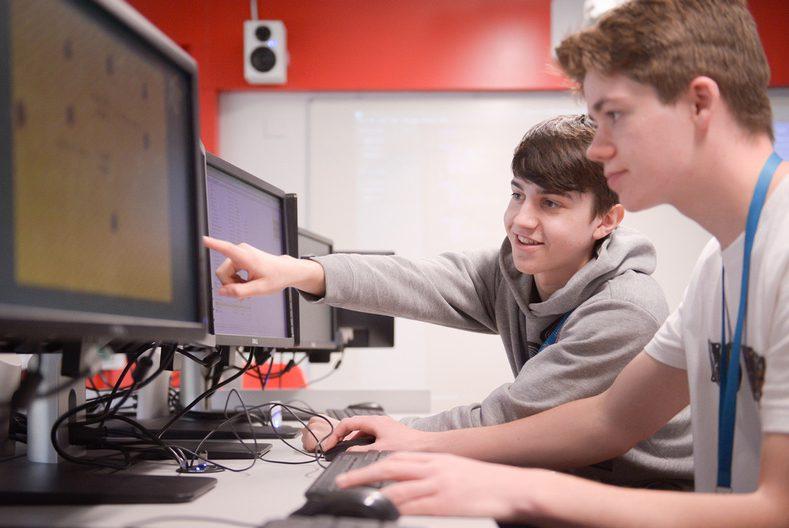 Computing Qualification at Fareham College