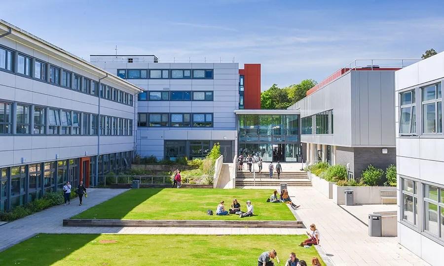 Bishopsfield Road Campus  Study at Fareham College