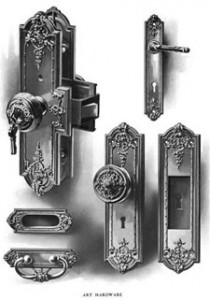 Fareham Locksmith Antique Lock