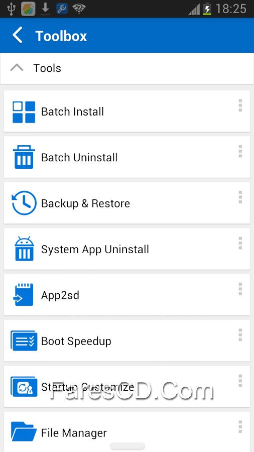 تطبيق إدارة هواتف أندرويد  All-In-One Toolbox Pro (29 Tools) 5.1.5 (9)