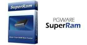 برنامج تسريع وصيانة الرامات | PGWare SuperRam 6.5.11.2015