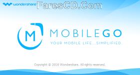 برنامج إدارة الهواتف الذكية |  Wondershare MobileGo 8.2.2.94