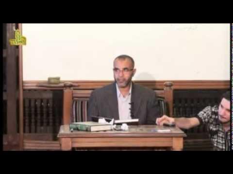 شرح قطر الندى وبل الصدى د محمد حسن عثمان فيديو (1)