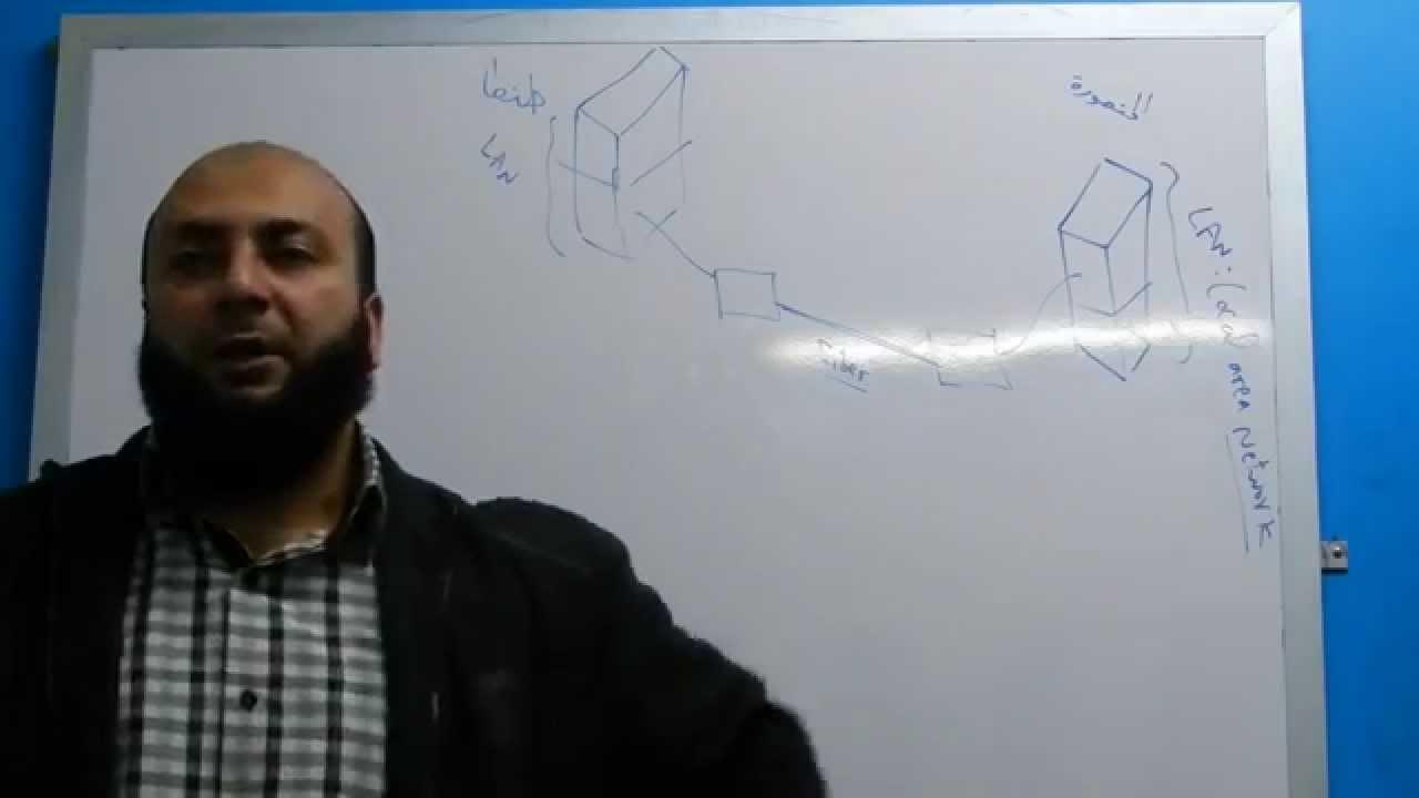 كورس سيسكو CCNA 200-120 للمهندس أحمد عبد الله (1)
