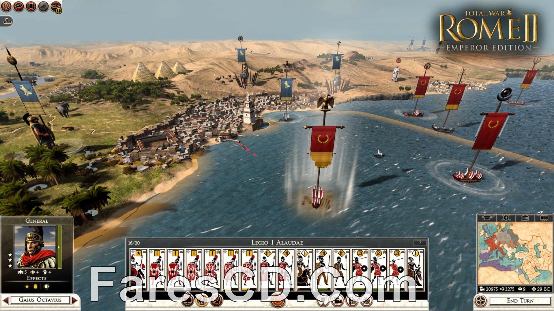 تحميل لعبة total war rome 2 تورنت