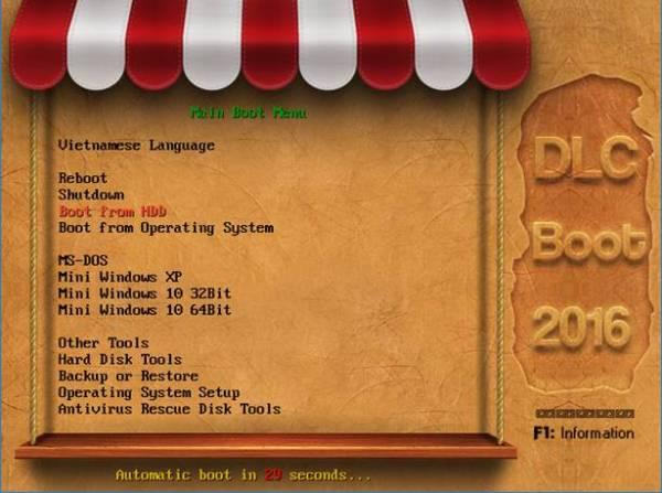 إصدار جديد من اسطوانة الصيانة العملاقة  DLC Boot 2016 3 (3)