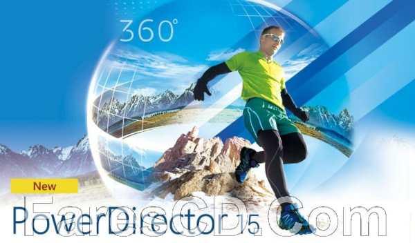 برنامج باور دايريكتور لمونتاج الفيديو | CyberLink PowerDirector Ultimate Suite 15.0.2309.0