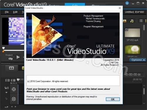 إصدار جديد من عملاق مونتاج الفيديو | Corel VideoStudio