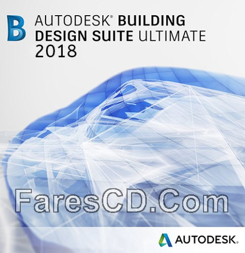تجميعة برامج أوتوديسك لتصميم المبانى | Autodesk Building Design Suite 2018