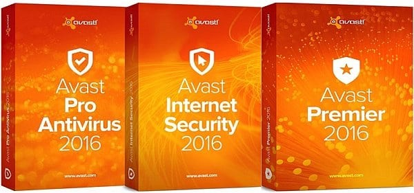 Avast! Pro Antivirus / Internet Security / Premier 17.2.3419.0 Final