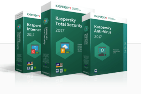 Kaspersky Total Security / Internet Security / AntiVirus (2017) 17.0.0.611 (d) Final