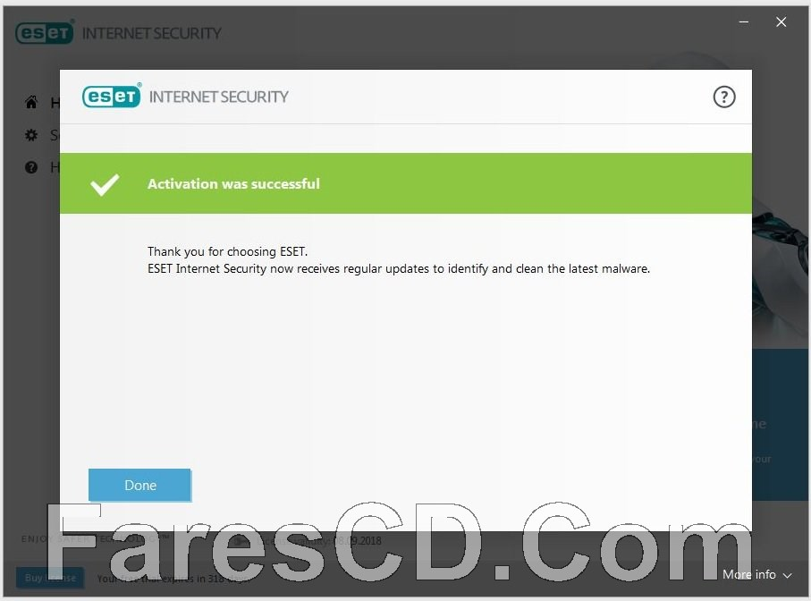 إصدار جديد من برنامج الحماية الشهير | ESET NOD32 Internet Security 11.0.159.0
