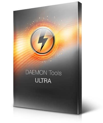 إصدار جديد من عملاق تشغيل الاسطوانات الوهمية | DAEMON Tools Ultra