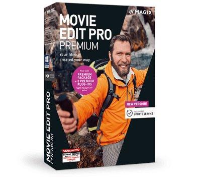 برنامج تحرير وصناعة الفيديو | MAGIX Movie Edit Pro 2020 Premium