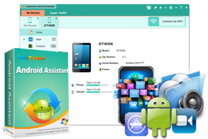 برنامج إدارة هواتف أندرويد | Coolmuster Android Assistant 4.1.32