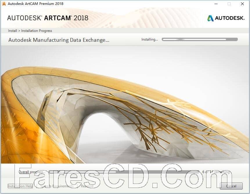 برنامج أرت كام 2018   Autodesk ArtCAM Premium 2018 2 0