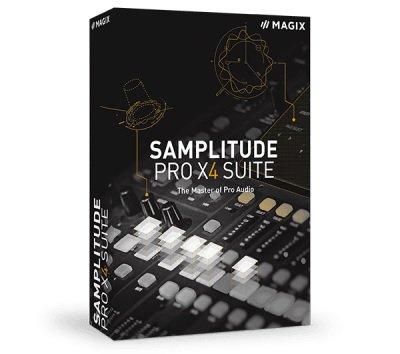 برنامج الهندسة الصوتية الشهير | MAGIX Samplitude Pro X4 Suite