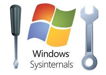 تجميعة أدوات إدارة وحماية الويندوز   Sysinternals Suite