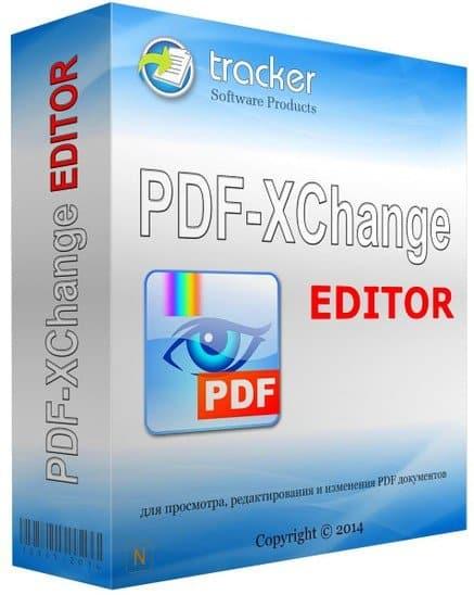 برنامج إنشاء وتعديل ملفات بى دى إف   PDF-XChange Editor Plus 7.0.324.3