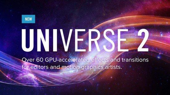 فلاتر ريد جاينت للأفتر إفكت والبريمير | Red Giant Universe 2.2.2 (x64)