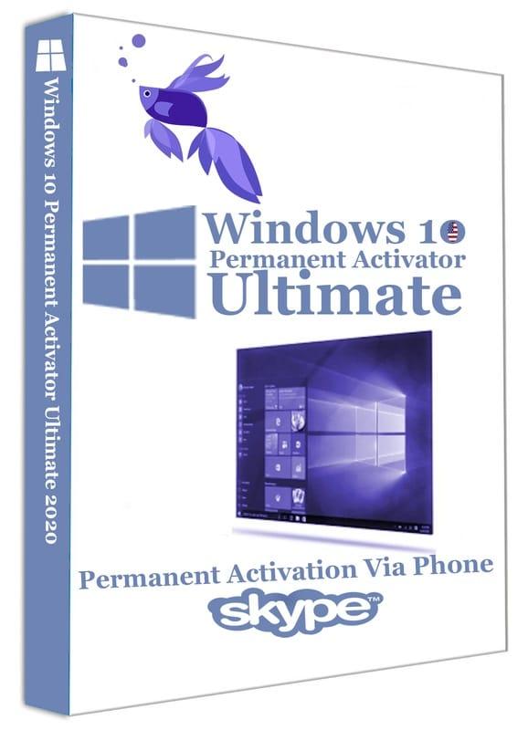 أداة تفعيل ويندوز 10   Windows 10 Permanent Activator Ultimate