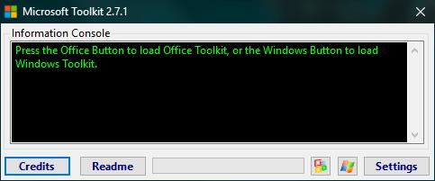 أداة تفعيل منتجات ميكروسوفت من الويندوز والاوفيس | Microsoft Toolkit