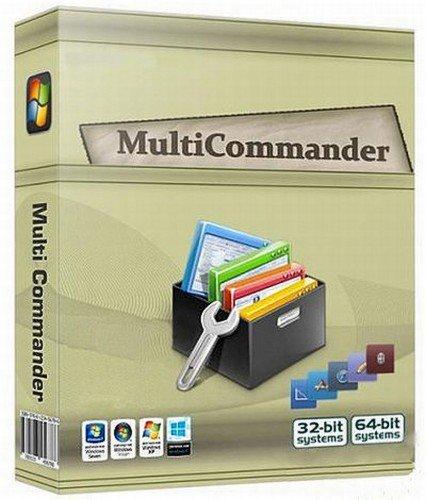 برنامج إدارة الملفات 2019 | Multi Commander v9.0.0 Build 2532