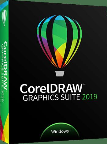 برنامج كوريل درو 2019 | CorelDRAW Graphics Suite .