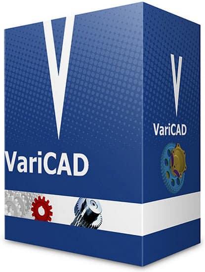 برنامج التصميم الهندسى | VariCAD 2020