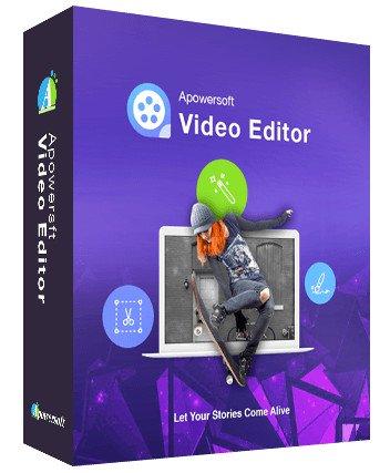 أسهل برامج مونتاج الفيديو | Apowersoft ApowerEdit 1.4.7.22 Build 04/04/2019
